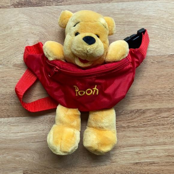 Disney Winnie the Pooh Fanny pack EUC